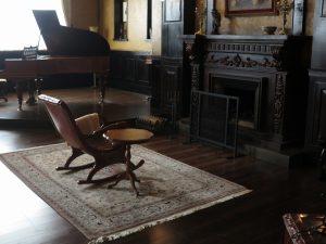 ペルシャ絨毯 タブリーズ産 1940年頃 エマート工房